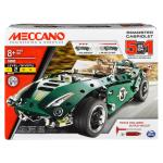 Meccano - 5-in-1 Roadster Pull Back Car