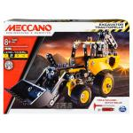 Erector by Meccano, Excavator Truck Model Vehicle Building Kit, STEM Engineering Education Toy for Ages 8 and up