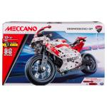 Meccano by Erector  Ducati Desmosedici GP STEM Building Kit with Coil-spring Suspension, for Ages 10 and Up