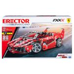 Erector by Meccano, Ferrari FXX-K, S.T.E.A.M. Model Building Kit, for Ages 10 and Up