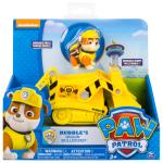 Paw Patrol - Rubble's Diggin' Bulldozer Details