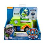 Paw Patrol - Rocky's Recycling Truck Details