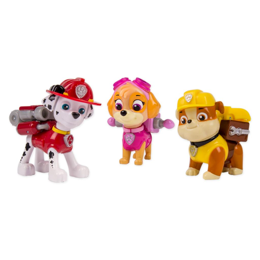 Action Pack Pups 3-Pack