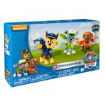 Paw Patrol - Action Pack Pups: Chase, Rocky, Zuma Details