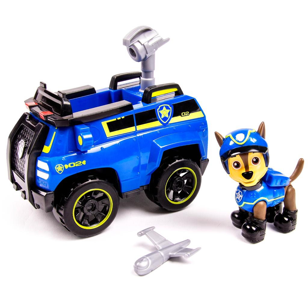 Paw Patrol Vehicle and Figure (Styles May Vary)