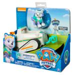 Paw Patrol - Everest's Rescue Snowmobile Details