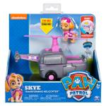 PAW Patrol, Skye's Transforming Helicopter with Flip-open Turbines, for Ages 3 and Up Details