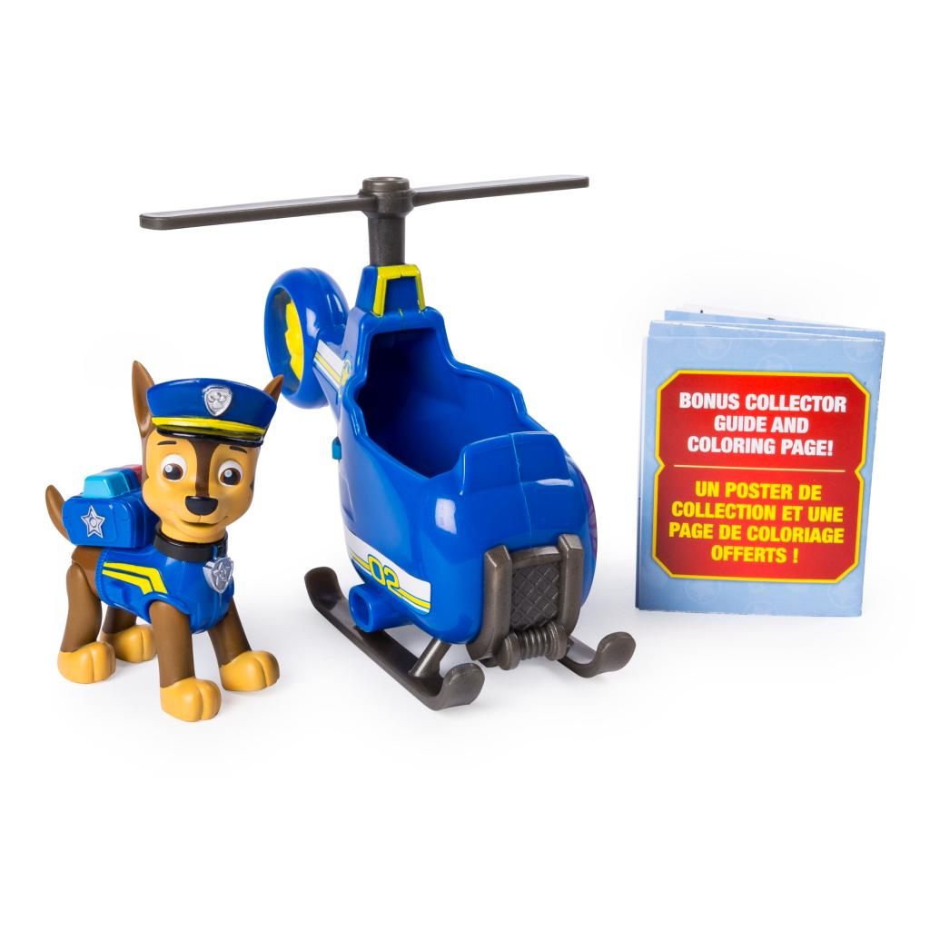 PAW Patrol Ultimate Rescue Mini Vehicle (Character May Vary)