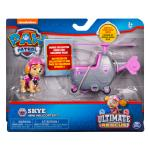 PAW Patrol Ultimate Rescue, Skye's Mini Helicopter with Collectible Figure, for Ages 3 and Up Details