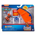 PAW Patrol Ultimate Rescue, Zuma's Mini Hang Glider with Collectible Figure for Ages 3 and Up Details