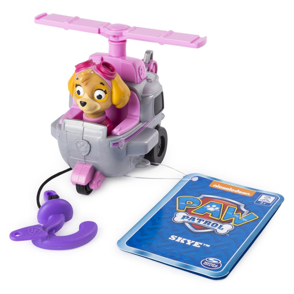 PAW Patrol - Skye's Rescue Racer with Extendable Hook, for Ages 3 and Up