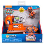PAW Patrol Ultimate Rescue - Zuma's Ultimate Rescue Hovercraft with Moving Propellers and Rescue Hook, for Ages 3 and Up Details