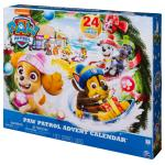 Paw Patrol – Advent Calendar with Holiday-themed Collectibles Details