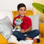 PAW Patrol, 8 Inch Ultimate Rescue Construction Rocky Plush, for Ages 3 and up Details