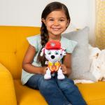 PAW Patrol, 8 Inch Ultimate Rescue Construction Marshall Plush, for Ages 3 and up Details