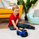 PAW Patrol, Chase's Ride 'n' Rescue, Transforming 2-in-1 Playset and Police Cruiser, for Kids Aged 3 and Up Details