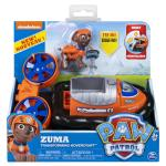 PAW Patrol, Zuma's Transforming Hovercraft with Flip-open Hook, for Ages 3 and Up Details
