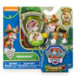 Paw Patrol Action Pack Pup & Badge, Tracker Details