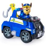 Paw Patrol - Chase's Tow Truck - Figure and Vehicle Details