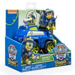 Paw Patrol - Jungle Rescue - Chase's Jungle Cruiser Details