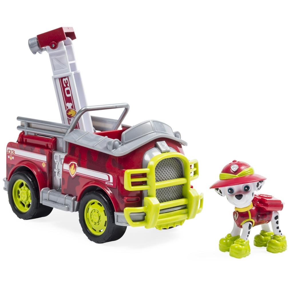 Paw Patrol - Jungle Rescue - Marshall's Jungle Truck