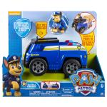 Paw Patrol On a Roll Chase, Figure and Vehicle with Sounds Details