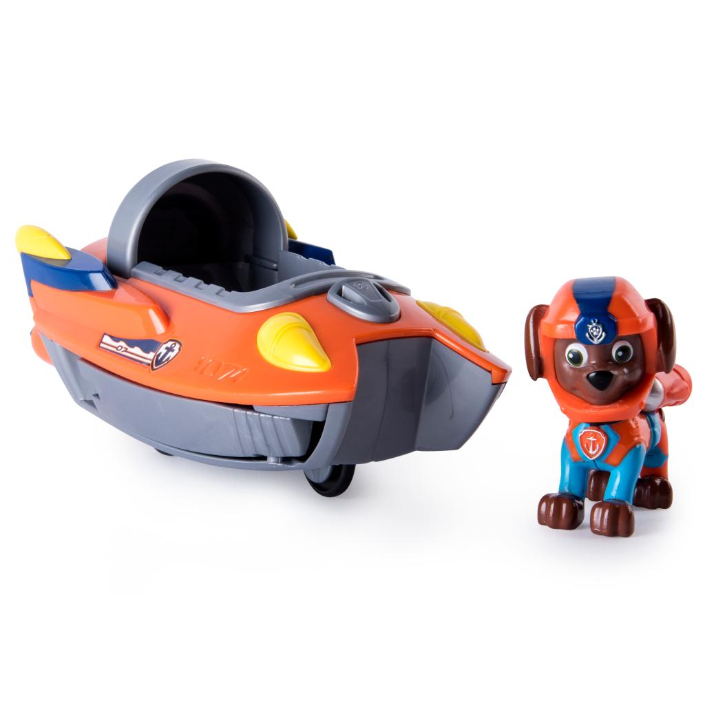 Paw Patrol – Transforming Sea Patrol Vehicle (Style May Vary)