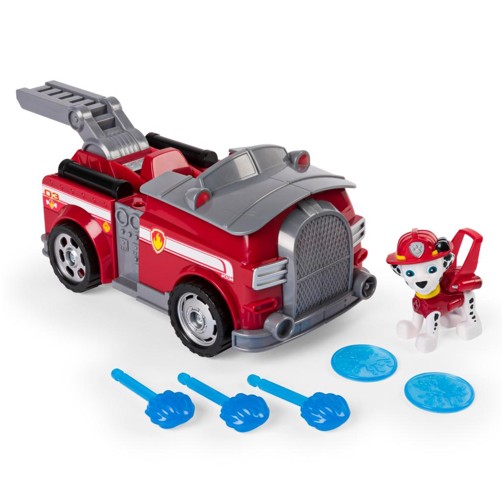 Paw Patrol - Flip & Fly Transforming Vehicle (Styles May Vary)