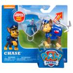 PAW Patrol - Action Pack Chase with Extendable Hook and Collectible Pup Badge Details