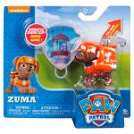 PAW Patrol - Action Pack Zuma with Extendable Hook and Collectible Pup Badge Details