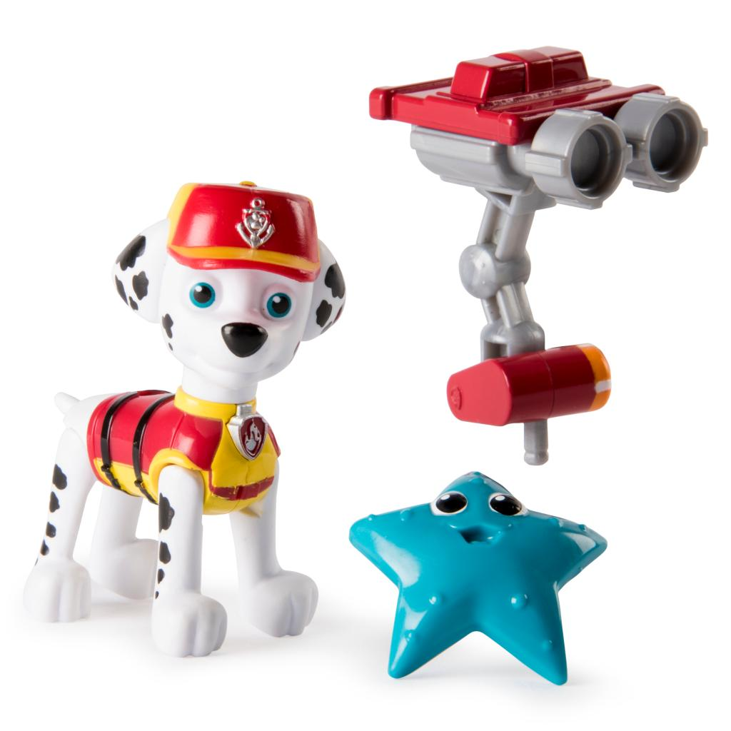Paw Patrol – Lifeguard Figure with Removable Backpack (styles may vary)