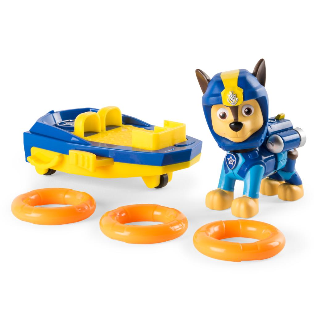 Paw Patrol - Chase's Launching Surfboard