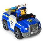 PAW Patrol – Chase's Highway Patrol Cruiser with Launcher and Chase Figure Details