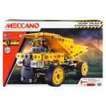 Erector by Meccano, Dump Truck Model Vehicle Building Kit, STEM Engineering Education Toy for Ages 8 and up